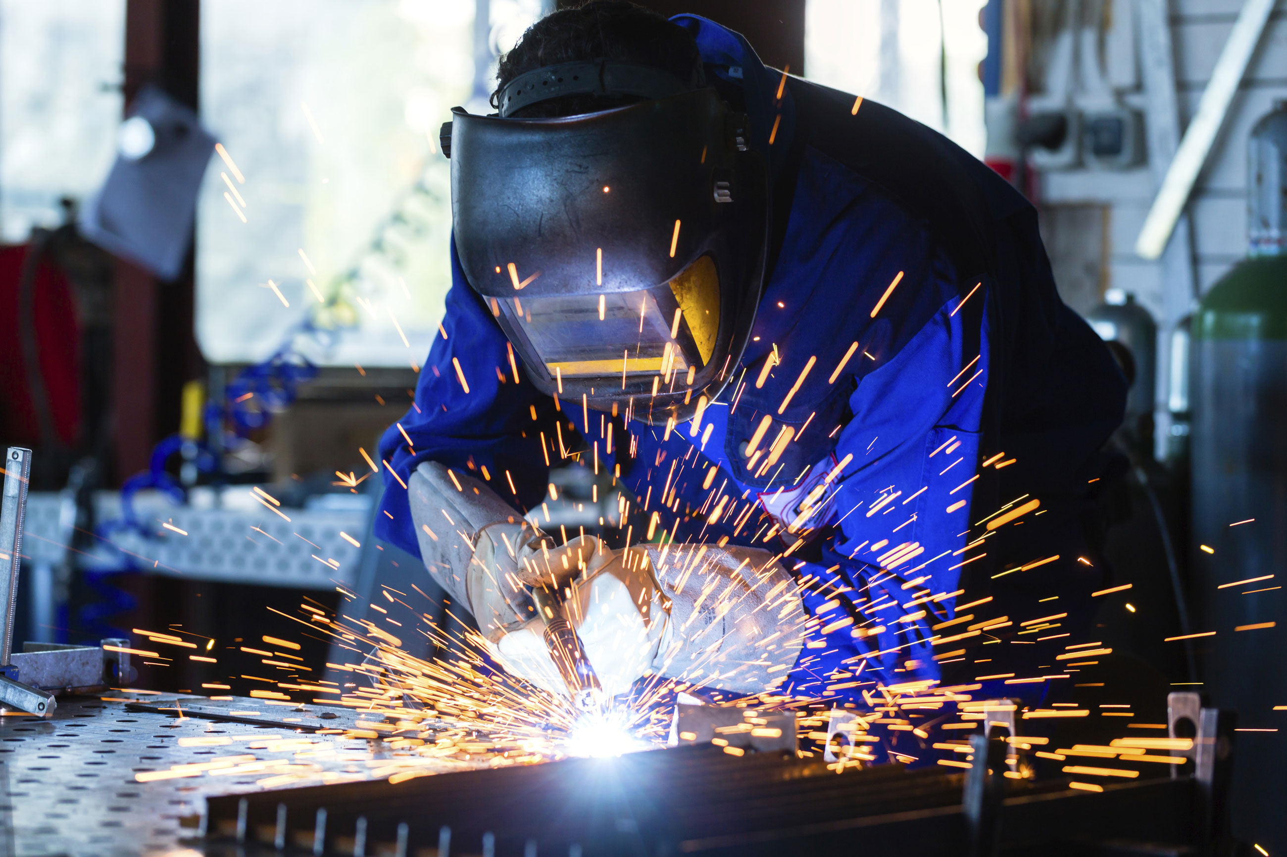 Safety Tips for Welding